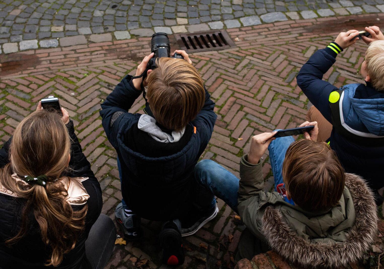 Insta fotocursus voor tieners, online foto cursus voor tieners bij Het échte leven fotograferen